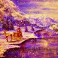 Гадание на Сочельник в Ночь перед Рождеством