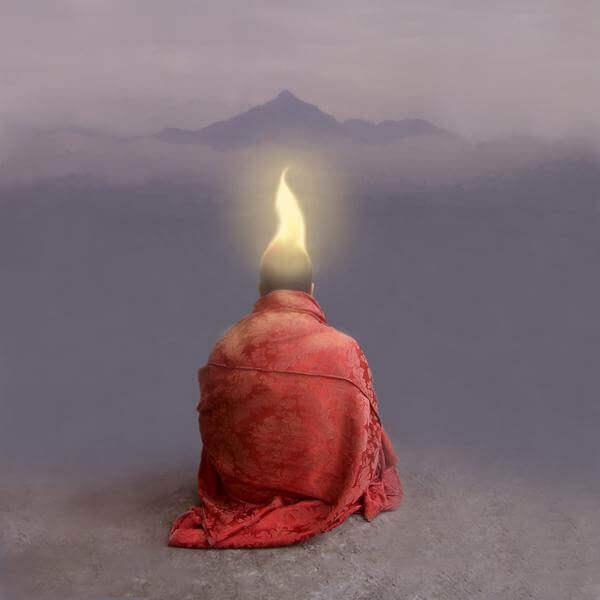 Просветление монаха