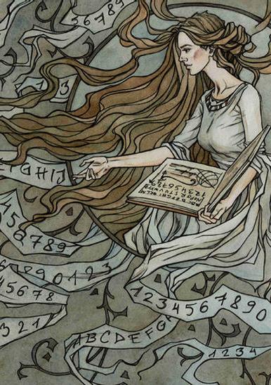 Девушка ведический нумеролог