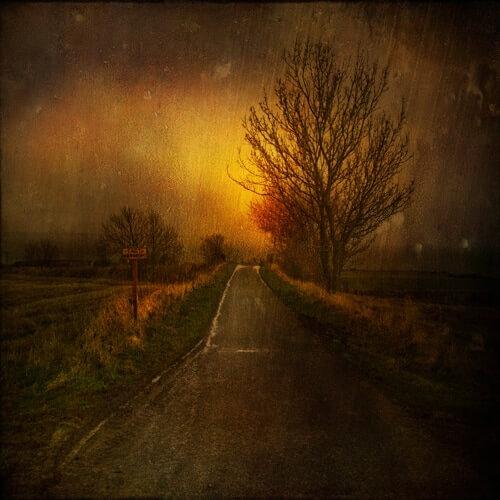 Таинственная дорога во сне